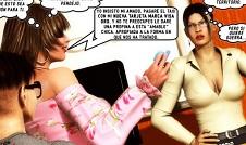 Oily Y3DF español comic