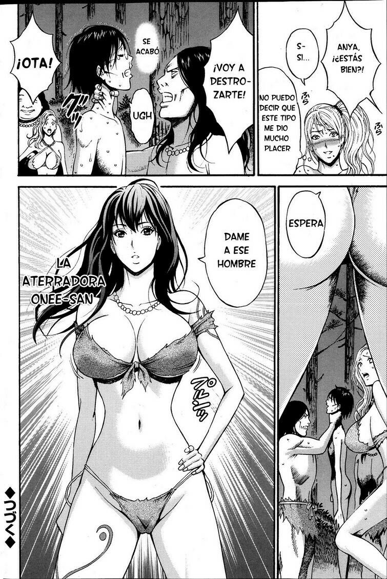 Manga Hentai – Este es el asentamiento humano original