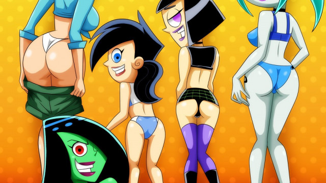 Danny Phantom una aventura sexual