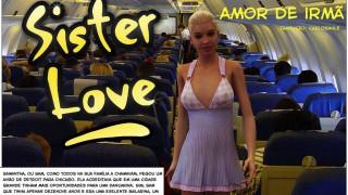 Cómic Porno: Amor de madre de Hermana