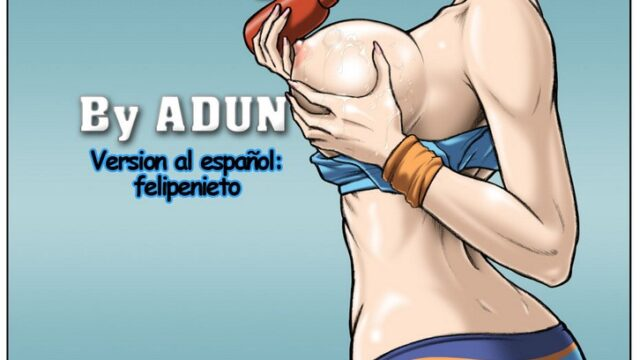 Doujin Hentai: The Spy Capitulo 2