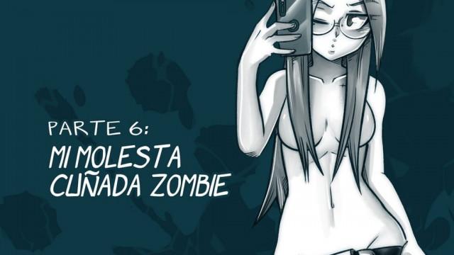Cherry Road 6 – Mi Molesta Cuñada Zombie